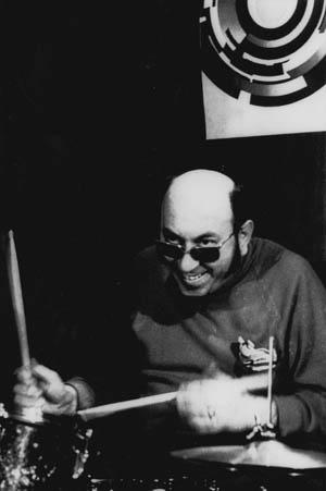 Kovács Gyula (1929-1992) az első Róna jazz randevún (fotó Apáti-Tóth Sándor) 04076b5f8b